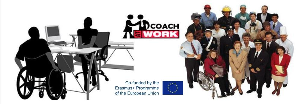 COACH@WORK: Supported employment job coaching programme